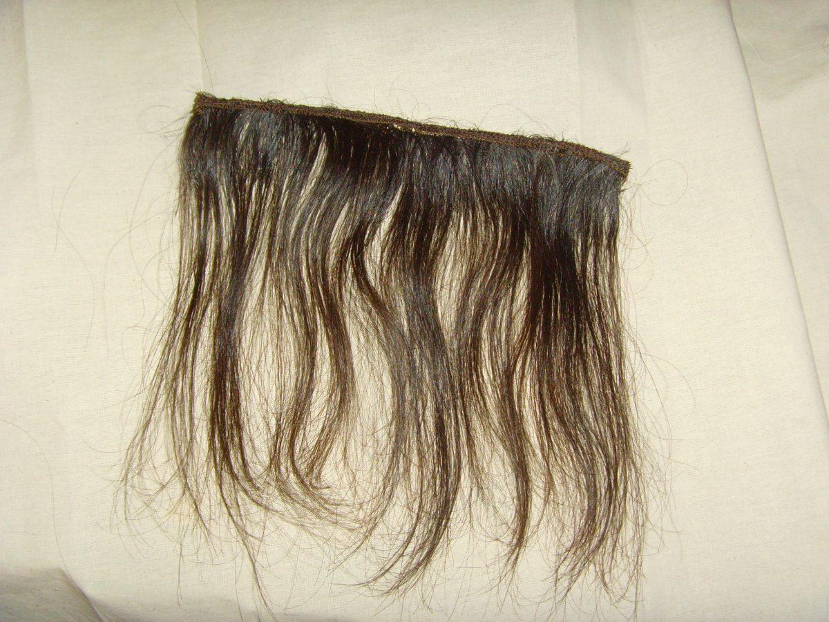 Haartressen nähen – Dienstleistung